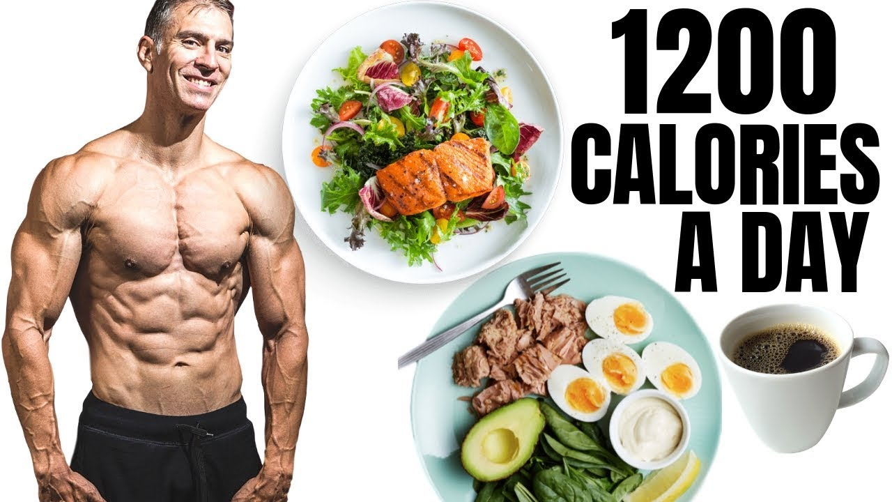 1200 Calorie Diet Plan Too Low Youtube