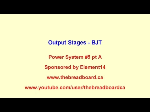 The Modular Bench Power System #5 the Power Stage Intro and BiPolar