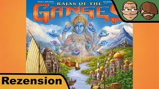 Rajas of the Ganges - Brettspiel - Review