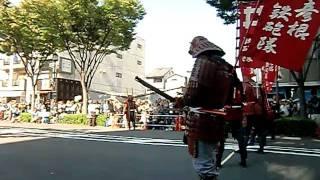 2010堺祭「火を吹く火縄銃I