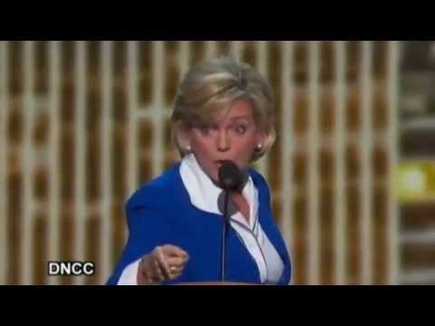 Taking A Wild Ride With Jennifer Granholm At the 2012 DNC