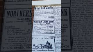 1836 Bank Advertisement  wow 1$ deposite 💵