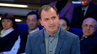 """Константин Сёмин. Выступления в программе """"60 минут"""" 28.12.2016 г."""