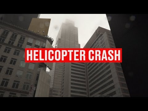 Drew - BREAKING: Helicopter Crash In NYC Brought MAYHEM Today!
