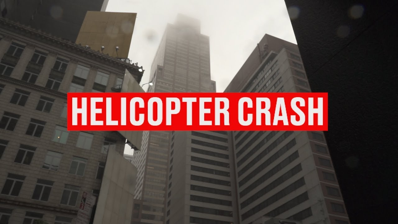 Helicopter Crash in New York City image