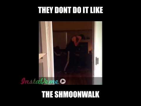 Michael Jackson , Bobby Shmurda  The SHMOONWALK
