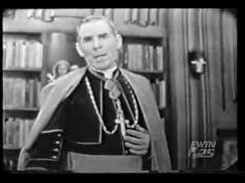 Bishop Fulton Sheen on Fatima Part I