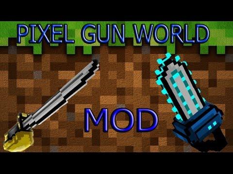 minecraft gun mod 1.7 10