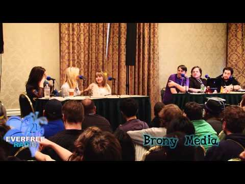 BroNYCon Winter 2012 - Full Voice Actress Panel - High Quali