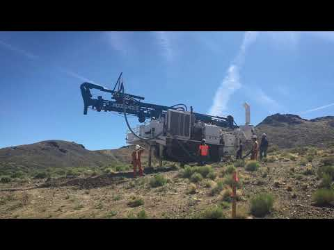 CEO Commentary on First Drill Hole at Pamlico, Nevada -- Newrange Gold