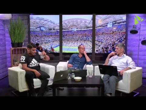 """Source Podcast - LIVE-TV under US Open: """"Monfils tank är en skam för tennisen"""""""