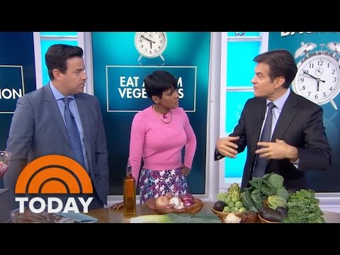 Dr. Oz: Eat These Foods And Do These Exercises Help Slow Down Aging | TODAY
