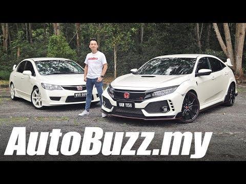 2018 Honda Civic Type R (FK8) review - AutoBuzz.my