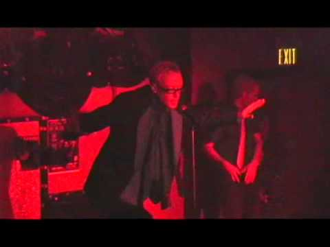 David J - Tidal Wave of Blood and Bela Lugosi's Dead (Live)