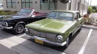 Mopar meeting 1964 Plymouth Valiants