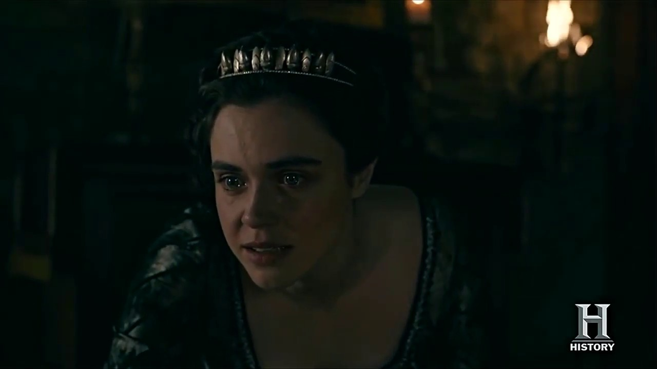 Download Vikings - Judith Tells Alfred That She Killed Aethelred [Season 5B Official Scene] (5x17) [HD]