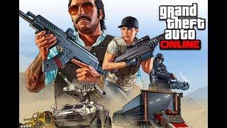 GTA V   || Gun Running Missions New DLC  ||2,000 subs ||