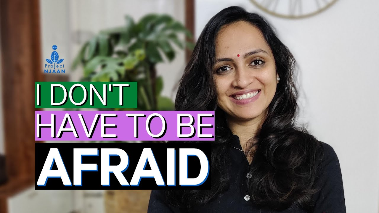 I DON'T HAVE TO BE AFRAID | Getting Over Fear of Failure