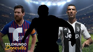 El más ganador no es ni Lionel Messi ni Cristiano Ronaldo | Telemundo Deportes