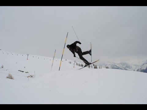 Ski Puys Saint Vincent - Vallouise - Hors Pistes