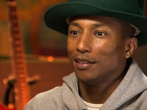Pharrell Williams on meeting his Neptunes partner Chad Hugo