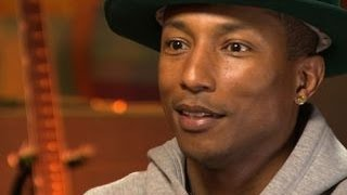 Pharrell Williams on meeting his Neptunes partner Chad Hugo Video