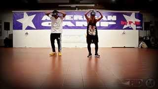 RIE HATA ft LYLE BENIGA | Twista - HeartBeat | AMERICAN CAMP 2013 PJD.IT #PJD #MMPP