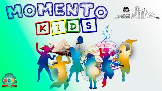 ???? Live Momento Kids dia 22/08/2020