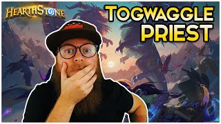 Togwaggle PRIEST ● Descent of Dragons ● Wild Hearthstone