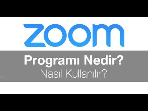 Zoom Uygulaması Nasıl İndirilir? Nasıl Kullanılır? PART-2