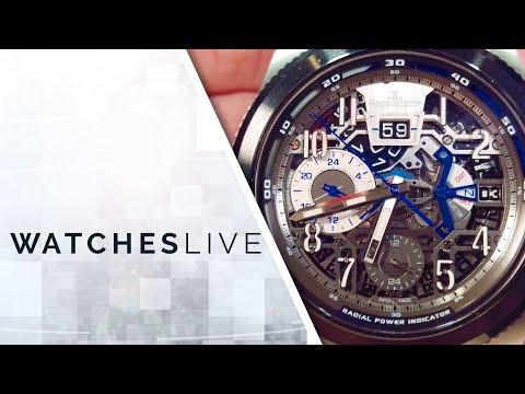 Watches Live: Chronograph Crazy: Audemars Piguet, Patek Philippe, Omega, Rolex... Longines!