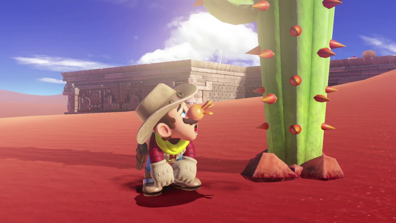Super Mario Odyssey Votre Plus Grand Voyage Nintendo Switch