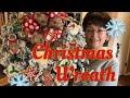 Christmas Gingerbread Wreath Diy 2019