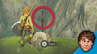 5 Breath of the Wild Easter Eggs/References