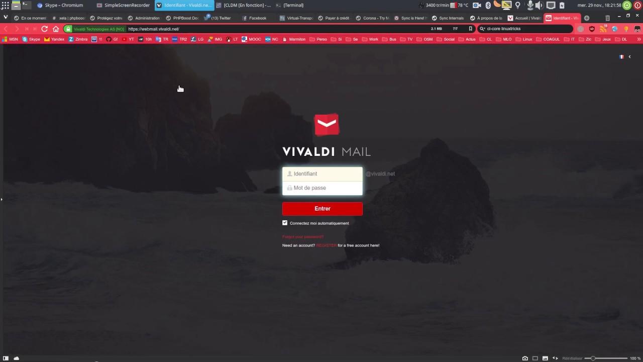 Vivaldi Sync