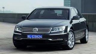 Наши Тесты Volkswagen Phaeton.  20 тысяч километров спустя