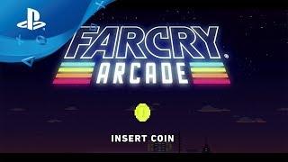 Far Cry 5 - Far Cry Arcade Trailer [PS4, deutsch]
