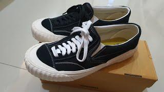 Review sepatu Thunderbear Easton 90s Bw - Sepatu lokal Indonesia