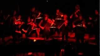 Patrick Watson & Amsterdam Sinfonietta - Beijing || live @ Muziekgebouw Eindhoven || 01-03-2013