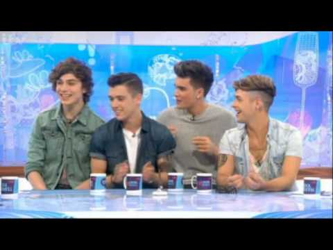 Union J talk about Dick Sizes from YouTube · Duration:  1 minutes 38 seconds