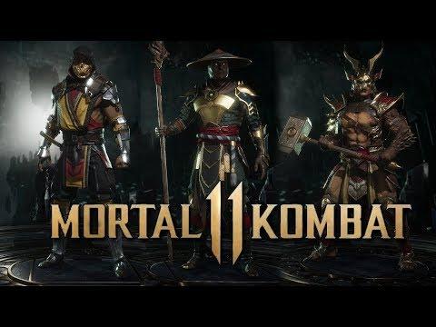 Mi opinión de Mortal Kombat 11