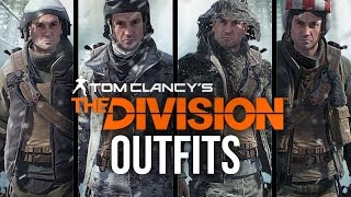 The Division - Marine Force & Military Specialists Outfits (DLC Outfit Packs)