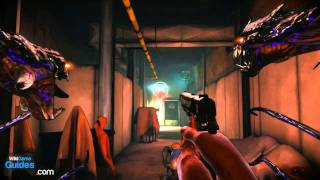 The Darkness 2 Gameplay - Chapter 6 - Strong Silent Type | WikiGameGuides