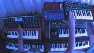Roland Alpha Juno Chord Memory