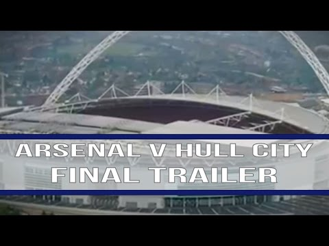FA Cup Final 2014 - Arsenal FC V Hull City -  Final Promo (Trailer) HD