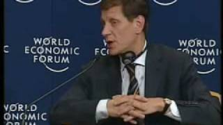 Davos Annual Meeting 2005 - The Russian Riddle