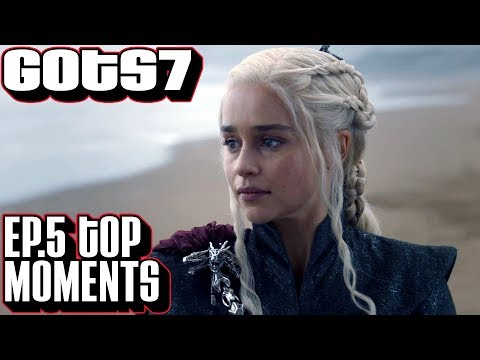 Download Youtube: [Game of Thrones] S7 Episode 5 Recap | Top Moments Eastwatch