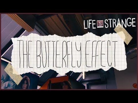 Life Is Strange Developer Diary - The Butterfly Effect (PEGI) (subtitled) thumbnail