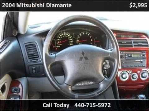 2004 Mitsubishi Diamante Used Cars Cleveland Oh Youtube