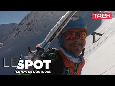 Le Spot: la légende Pierra Menta - Trek TV